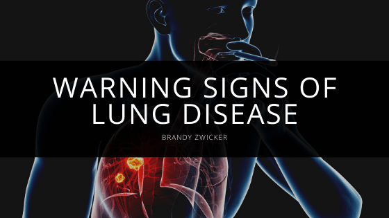 Brandy Zwicker Shares Warning Signs of Lung Disease